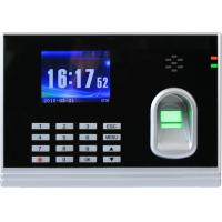 Quality Real time system definition fingerprint clock Bio-T8 wholesale
