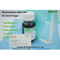 Quality Industrial Glucoamylase Hydrolytic Enzymes , High Purity Pullulanase Enzyme wholesale