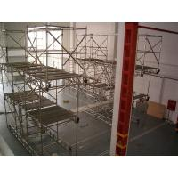 China Fast Boiler Scaffolding for Pulverized coal furnace boiler / Foldable Scaffolding on sale