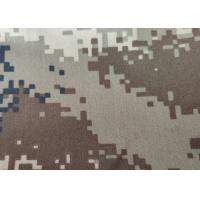 China Camouflage Cloth With Flame Retardant Anti Static Fabric Waterproof Fire on sale