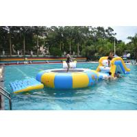 Buy cheap Mini Inflatable Floating Water Park Equipment For Swimming Pool product