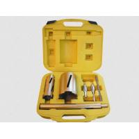 Quality Laser Welded 100mm Diamond Core Drill Bit Set For Fast Drilling Granite Stone wholesale