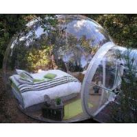 Quality Water Seal Inflatable Bubble Camping Tent , Anti-Fungus Treatment Outdoor Bubble Tent wholesale