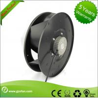 Quality EC Motor Fan , Centrifugal Blower Fan With Brushless DC Electric Motor wholesale