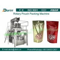 Quality Stand - up Bag Automatic Pouch Packing Machine with PLC controller wholesale