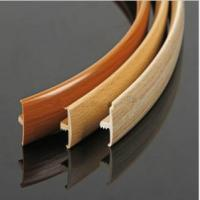 Quality PVC Profile / PVC Edge banding for furniture accessories wholesale