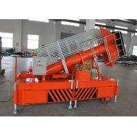 Quality Portable Telescopic Hydraulic Lift Ladder , Vertical Mobile Hydraulic Lift Platform wholesale
