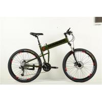 Quality Chinese manufacturer disc brake 21 speed 26 inch alloy hummer folded mountain bike wholesale
