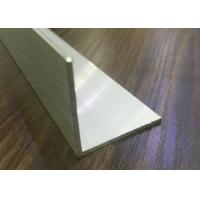 Cheap 6000 Series Powder Coated Aluminum L Angle Profile For Solar Mounting System Wall for sale