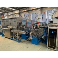 Quality Auto Copper Wire Extruder Machine With Double Layer Cooling Device wholesale