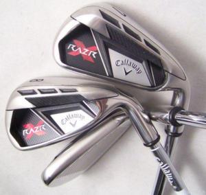 China Wholesale Golf Club (razr) Iron Set Men Right-handed on sale