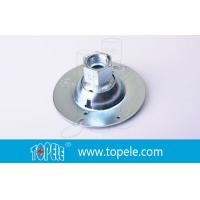 Quality High Metallurgical Strength BS4568 Conduit Fittings With Malleable Iron Female Dome Cover wholesale