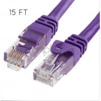 Buy cheap Multi Cord Cat6 UTP 24AWG BC Patch Cord applying Network With ROHS Jacket from wholesalers