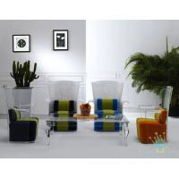 Quality FU (73) acrylic acrylic bar table and chairs wholesale