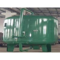 Buy cheap Commercial Domestic High Pressure Filter Housing For Waste Water Treatment from wholesalers
