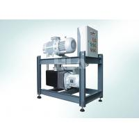 Quality Power Plant Vacuum Suction Vacuum Pump Unit Two Stages High Pumping Speed wholesale