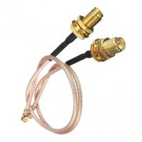 Quality 1.13 Coax Jumper Cables Ipex/Ufl Wifi Communication Devices Converter Cable wholesale