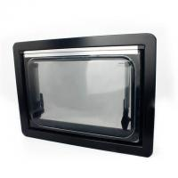 China Aluminum Hinged Push Out RV Caravan Parts And Accessories Windows High Performance on sale