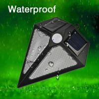 Stylish Bright Solar Powered Security Light With Motion Sensor