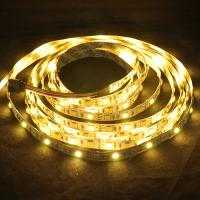 Buy cheap DC12V Led Strip SMD5050 300leds in Warm White+White Color ,Non-waterproof from wholesalers