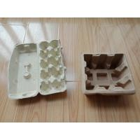 China Recycled Waste Paper Egg Carton Making Machine 350 -1300 Pcs / H Speed on sale