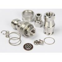 China Female Thread Hydraulic Quick Connect Couplings , Stainless Steel Quick Release Couplings on sale
