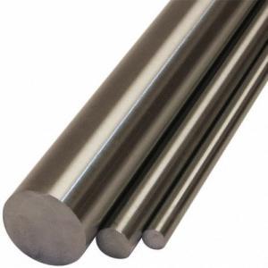 Quality F136 Gr6 Gr7 Gr12 Titanium Round Bar For Surgical Plant wholesale