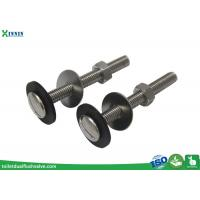 Quality Customized Length Toilet Tank Bolts / Toilet Bowl Bolts Anti - Corrosion wholesale