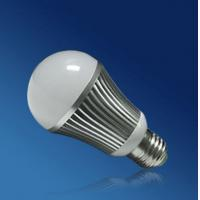 Quality 5W high power 110V, 220V AC Dimmable Led Light Bulbs for store, supermarket (420LM) wholesale