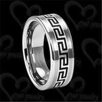 Quality Unique stainless steel ring fashion jewelry wholesale