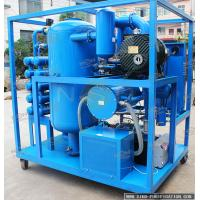 Quality Fire Resistant Transformer Oil Purification Equipment Stainless Steel Material wholesale