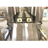 China Automatic Pure Water PLC Control Barreled Water Filling Machine , Mineral Water Plant on sale