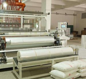 China High Performance PE Film High Density Polyethylene Film 60 To 125 Micron on sale
