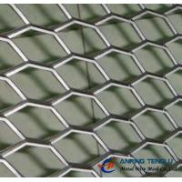 Quality Hexagonal Hole Expanded Metal With Stainless Steel, Aluminum Plates wholesale