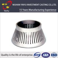 Quality Industrial Cast Steel Components , Prototype Investment Casting Services 1g-10kg wholesale