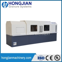 Quality Electronic Engraving Machine for Gravure Cylinder Prepress Gravure Cylinder Engraver Electromechanical Engraving Machine wholesale