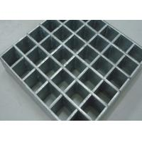 Quality Mild Steel Heavy Duty Steel Grating 75mm x 6mm Metal Drain Grates Steel Bar Grating wholesale