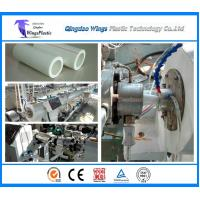 Buy cheap PPR Tube Extruder / Extrusion Line Withe CE, ISO Certification In Qingdao China from wholesalers