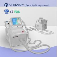 Germany Copper Radiator RF cavitation Cryolipolysis fat freeze Machine For Weight Loss