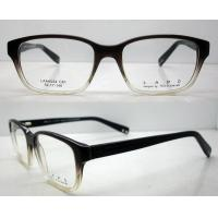 Quality Fashionable Women / Men Acetate Eyeglasses Frames With Demo Lens wholesale