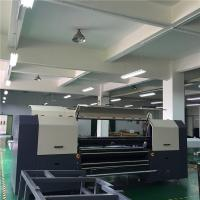 Quality Reactive Textile Digital Printing Machines For Cotton Fabric / Cloth 1800mm wholesale