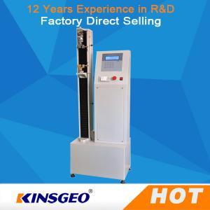 Quality Digital Compressive Strength Testing Machine For Rubber / Plastic / Nylon wholesale