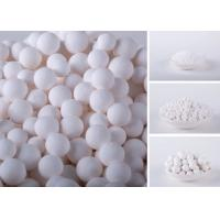 Quality Chemical High White Activated Alumina Balls For Remove Chlorine And Air Dryer wholesale