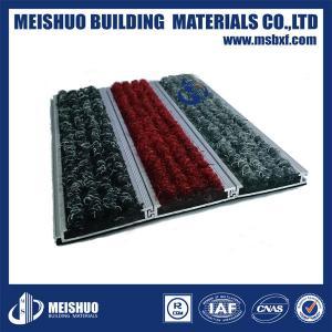 Quality Anti-slip custom aluminum entrance mats commercial wholesale