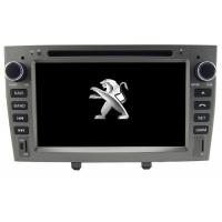 Quality PEUGEOT 308 408 2010-2016 IPS Touch Screen Car Autoradio Stereo MP5 Android 9.0 Car Multimedia Player PEG-7834GDA(Grey) wholesale