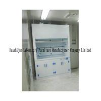 Quality Corrosion Proof Fume Cupboard / PP fume hoods / PP Ventilation Cabinet Manufacturer wholesale