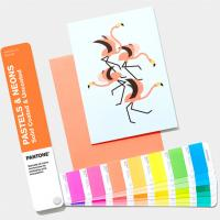 China Pastels & Neons Guide | Coated & Uncoated SKU: GG1504A Over 200 specialty spot colors (154 pastel and 56 neon) for sale