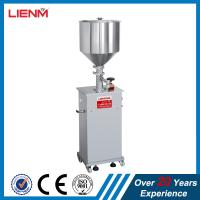 Quality Semi- auto Cream Filling Machine Cream Filler Ointment Packing Machine wholesale