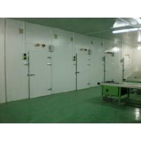 Quality Fresh Meat Fish Storage Cold Room Modular Assembly With Bitzer Compressor Split System wholesale