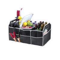 "Quality 2 In 1 Foldable Car Trunk Organizer With Cooler Multipurpose 23""X14""X12""  wholesale"